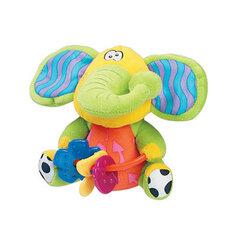 Игрушка слон Playgro toy box 0103088