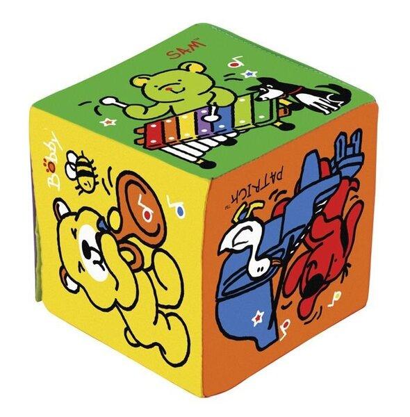 Bērnu mūzikālais kubs K s Kids cena un informācija | Rotaļlietas zīdaiņiem | 220.lv