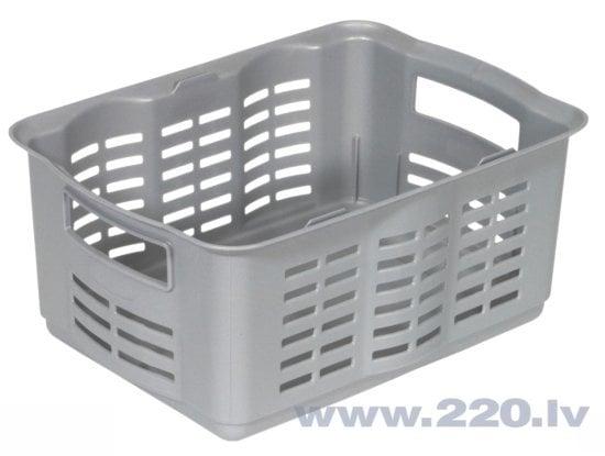 Veļas grozs Curver Alfa 35x25,1 cm cena un informācija | Veļas grozi un mantu uzglabāšanas kastes | 220.lv