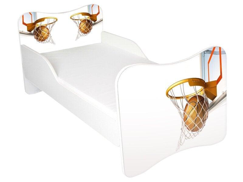 Кровать с матрасом AMI 29, 160x80 cм цена и информация | Gultas | 220.lv