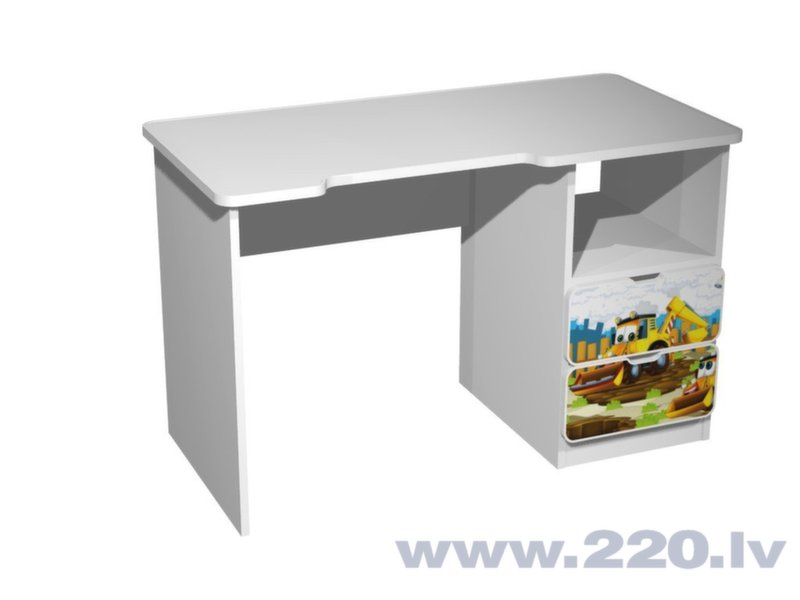 Rakstāmgalds Ami 38 cena un informācija | Bērnu istabas mēbeles | 220.lv