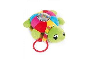 Canpol mīksta rotaļlieta - grabulis Bruņurupucis, 68/019 цена и информация | Игрушки для малышей | 220.lv