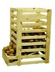 Деревянный ящик для хранени картофеля RZ-01