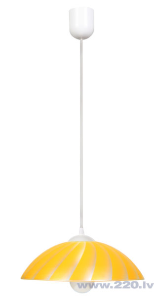 Piekarama lampa Camila Yellow cena un informācija | Piekaramās lampas | 220.lv