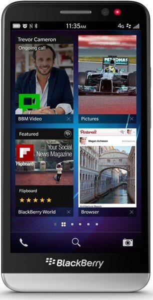 BlackBerry Z30 LTE Black (Черный) цена и информация | Mobilie telefoni | 220.lv