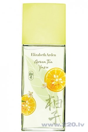 Туалетная вода Elizabeth Arden Green Tea Yuzu edt 100 мл цена и информация | Sieviešu smaržas | 220.lv