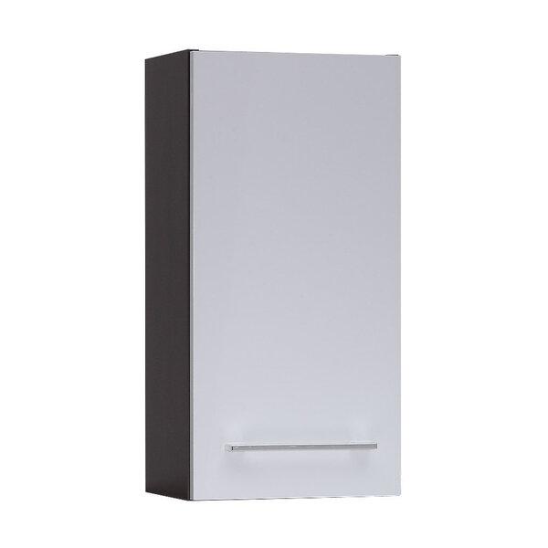 Piekaramais vannas istabas skapis Rosa cena un informācija | Vannas istabas mēbeles | 220.lv