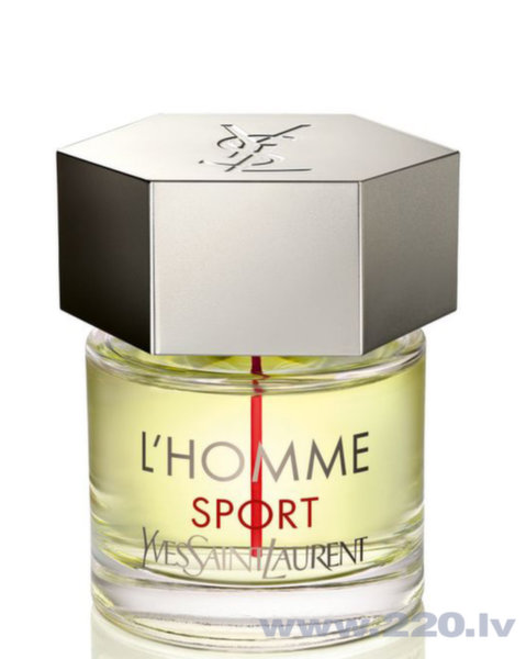 Туалетная вода Yves Saint Laurent L'Homme Sport edt 60 мл цена и информация | Vīriešu smaržas | 220.lv