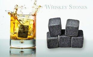 Viskija akmeņi (dzēriena atdzesēšanai) cena un informācija | Virtuvei | 220.lv