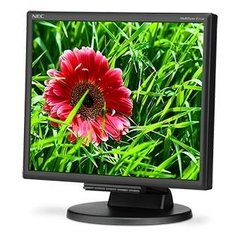 NEC LCD MultiSync E171M 17'' 5ms, DVI, speakers, black