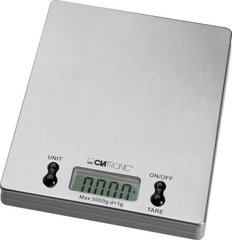 Clatronic KW 3367 Kitchen Scales, Inox