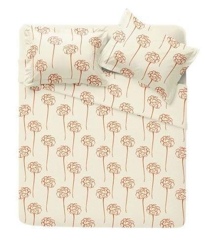 Комплект постельного белья Lotta Dandelion, 3 части (160x200 см) цена и информация | Gultas veļas komplekti | 220.lv