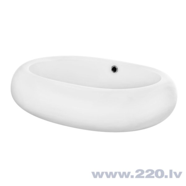 Керамическая раковина Kerra KR 293 цена и информация | Keramiskās un stikla izlietnes | 220.lv