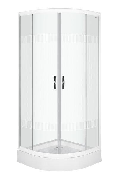 Dušas kabīne Kerra XENIA cena un informācija | Stūra dušas kabīnes | 220.lv