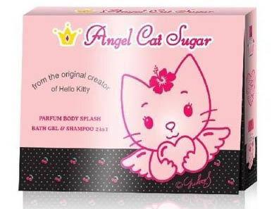 Komplekts Hello Kitty Melon: edp 20 ml + dušas želeja 250 ml cena un informācija | Bērnu smaržas | 220.lv