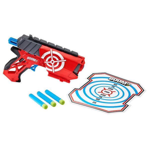 Rotaļlieta Šautene BoomCo Y5728 cena un informācija | Mašīnas, vilcieni, trases, lidmašīnas | 220.lv