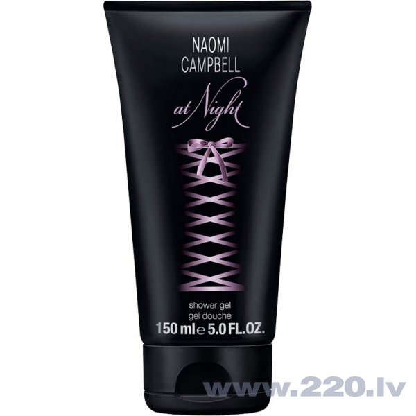 Гель для душа Naomi Campbell Naomi Campbell At Night 150 мл