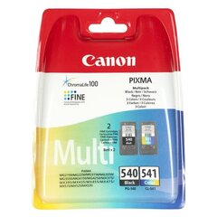 CANON PG-540/CL-541 Multi pack (2 cartridges) cena un informācija | CANON PG-540/CL-541 Multi pack (2 cartridges) | 220.lv