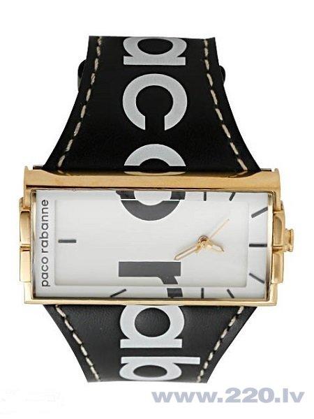 Sieviešu pulkstenis Paco Rabanne PRD623-1BA cena un informācija | Sieviešu pulksteņi | 220.lv