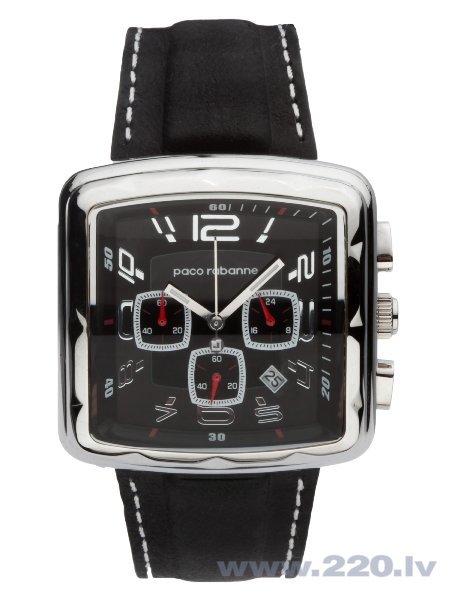 Laikrodis vyrams Paco Rabanne PRH929-AA cena un informācija | Vīriešu pulksteņi | 220.lv