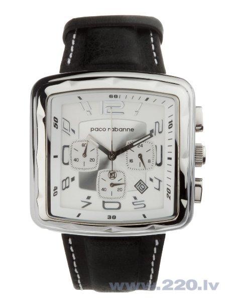 Vīriešu pulkstenis Paco Rabanne PRH929-FA cena un informācija | Vīriešu pulksteņi | 220.lv