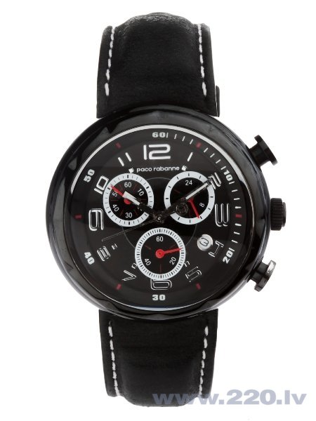 Vīriešu pulkstenis Paco Rabanne PRH930-3AA cena un informācija | Vīriešu pulksteņi | 220.lv