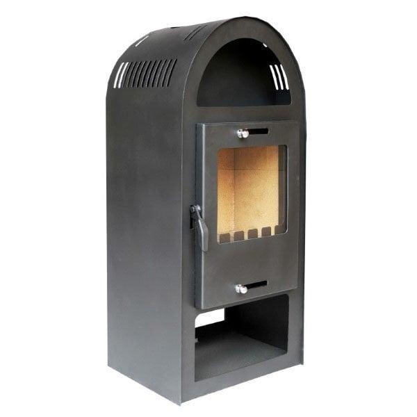 Печка Ackerman P5 9kW цена и информация | Krāsniņas | 220.lv