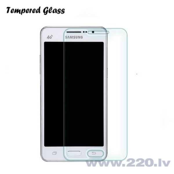 Tempered Glass Extreeme Shock Защитная пленка-стекло Samsung G530 Galaxy Grand Prime (EU Blister) цена и информация | Ekrāna aizsargplēves | 220.lv