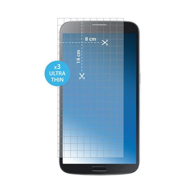 Universāla aizsargplēve Puro SDUNIPURO3 8 CM X 14 CM цена и информация | Ekrāna aizsargplēves | 220.lv