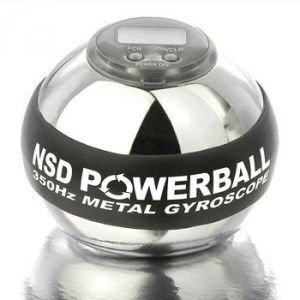 Rokas žiroskops NSD Powerball Diablo Heavy 350Hz cena un informācija | Fitnesa piederumi | 220.lv
