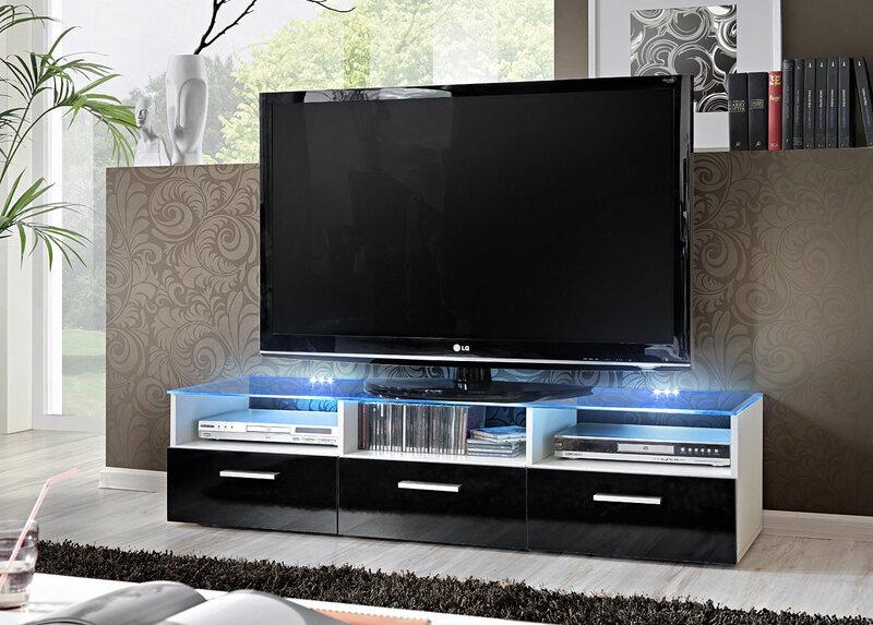 Cтолик для телевизора Fresh цена и информация | Televizoru galdiņi | 220.lv