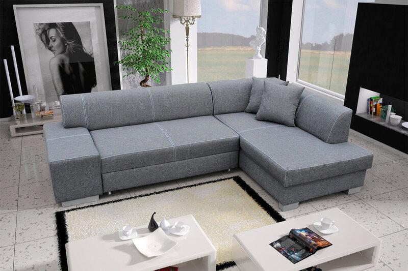 Мягкий угловой диван Fabio цена и информация | Dīvāni un krēsli | 220.lv