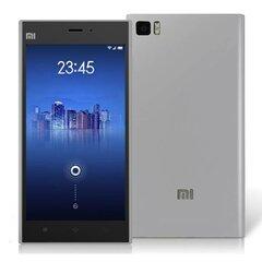 Xiaomi Mi3 ENG, 16GB, Pelēka