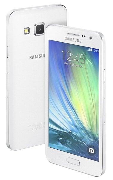 Samsung A300F Galaxy A3 16GB White (Balts) cena un informācija | Mobilie telefoni | 220.lv