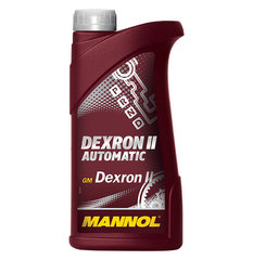 Mannol Dexron II Automatic цена и информация | Масла для других деталей автомобиля | 220.lv