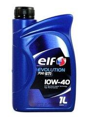 ELF EVOLUTION 700 STI 10W-40 cena un informācija   ELF EVOLUTION 700 STI 10W-40   220.lv