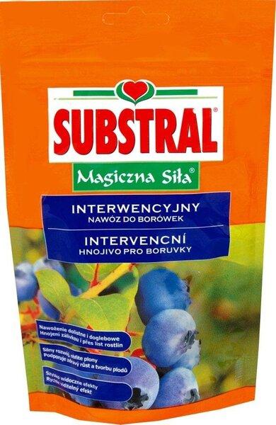 SUBSTRAL * MG * mēslošans līdzeklis mellenēm, 350 g cena un informācija | Mēslojumi | 220.lv