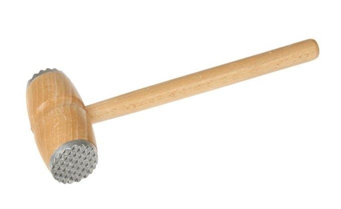 Gaļas āmurs cena un informācija | Virtuves piederumi | 220.lv