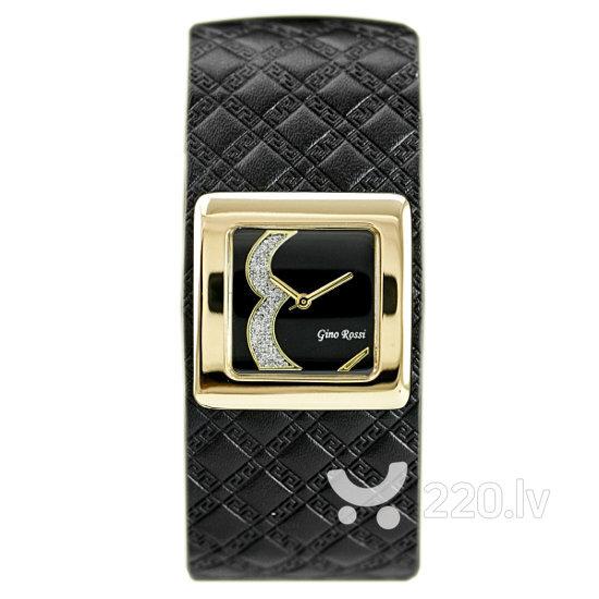 Pulkstenis Gino Rossi GR6765J cena un informācija | Sieviešu pulksteņi | 220.lv
