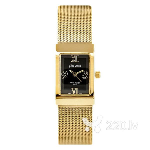 Sieviešu pulkstenis Gino Rossi GR6658JG cena un informācija | Sieviešu pulksteņi | 220.lv
