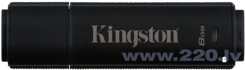 Kingston DataTraveler 4000 8GB Gen2, 3.0 ar aizsardzību