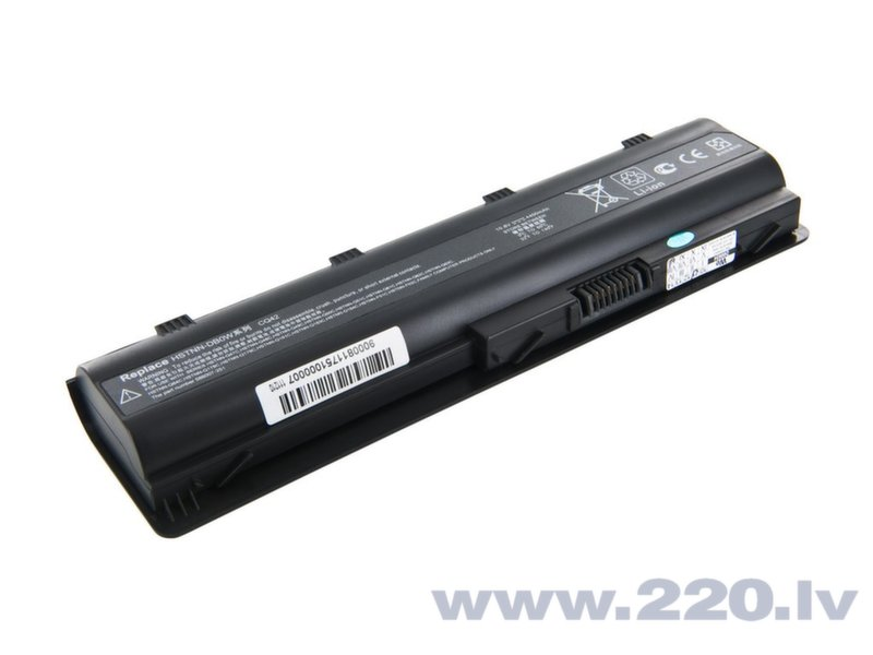 Whitenergy Battery Compaq Presario CQ42 10.8V Li-Ion 4400mAh цена и информация | Portatīvo datoru piederumi | 220.lv