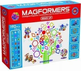 Konstruktors Magformers Brain Up set 63083 cena un informācija | Konstruktori | 220.lv