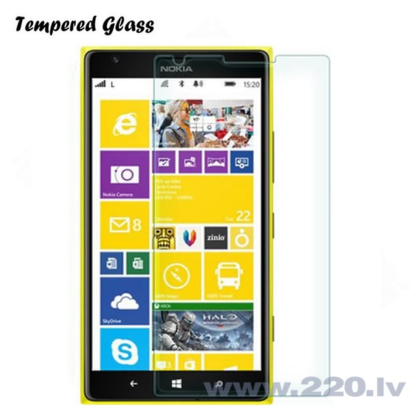 Tempered Glass Extreeme Shock Защитная пленка-стекло Nokia 830 Lumia (EU Blister) цена и информация | Ekrāna aizsargplēves | 220.lv