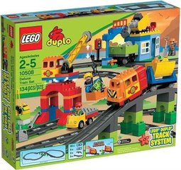 10508 LEGO® Duplo Deluxe Train Set Набор для поезда