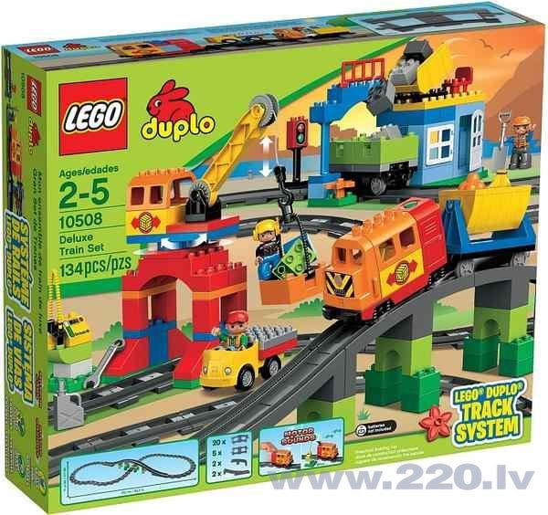 Kонструктор Lego Duplo Deluxe Train Set цена и информация | LEGO | 220.lv