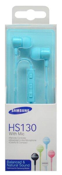Austiņas Samsung EO-HS1303, Gaiši zilas