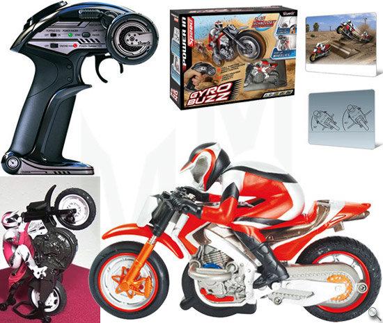 Radiovadāma rotaļlieta Silverlit R/C Gyro Buzz (2.4G) 82414 cena un informācija | Mašīnas, vilcieni, trases, lidmašīnas | 220.lv