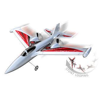 Radiovadāmā mašīna SILVERLIT R/C Air Acrobat 85658 cena un informācija | Mašīnas, vilcieni, trases, lidmašīnas | 220.lv
