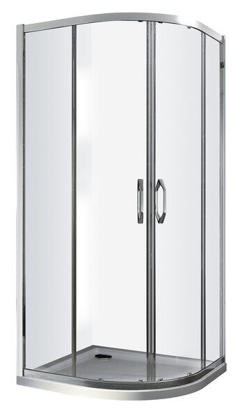 Dušas kabīne Huppe X1 Flex cena un informācija | Stūra dušas kabīnes | 220.lv